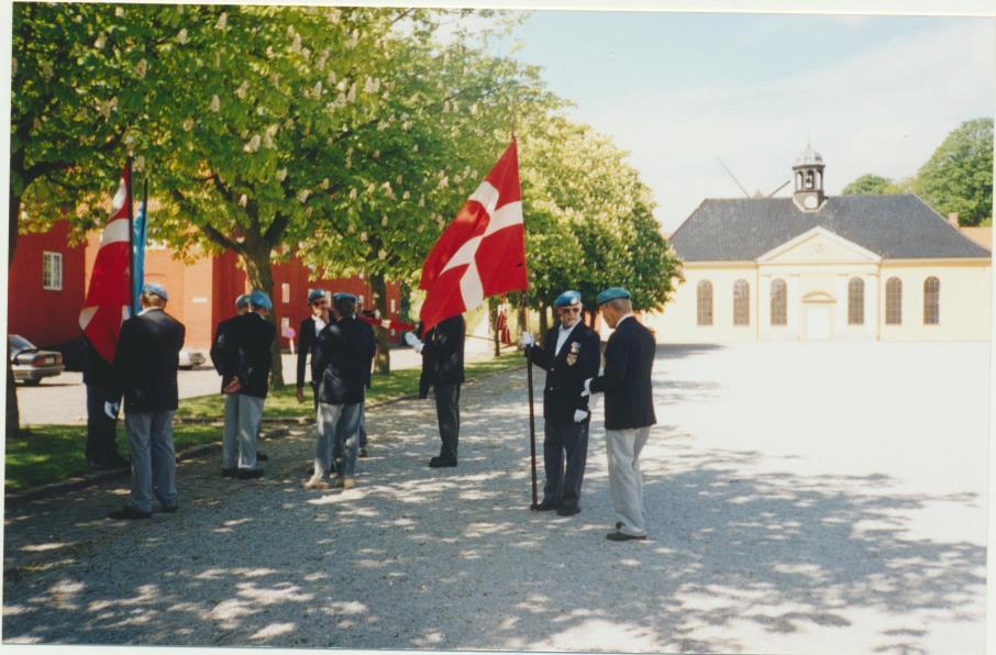 2005-05-29 Peacekeepers Dag - Kastellet