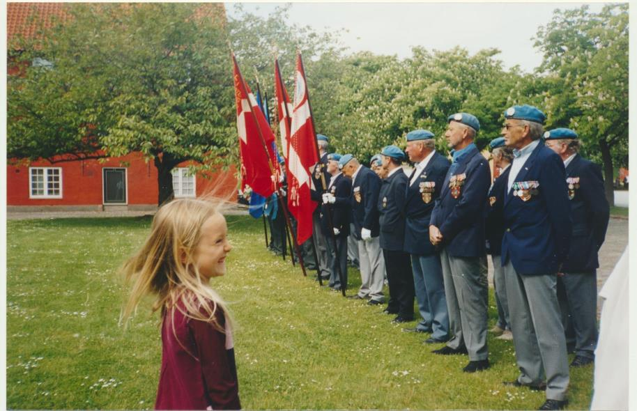 2005-05-29 Peacekeepers Day - Kastellet