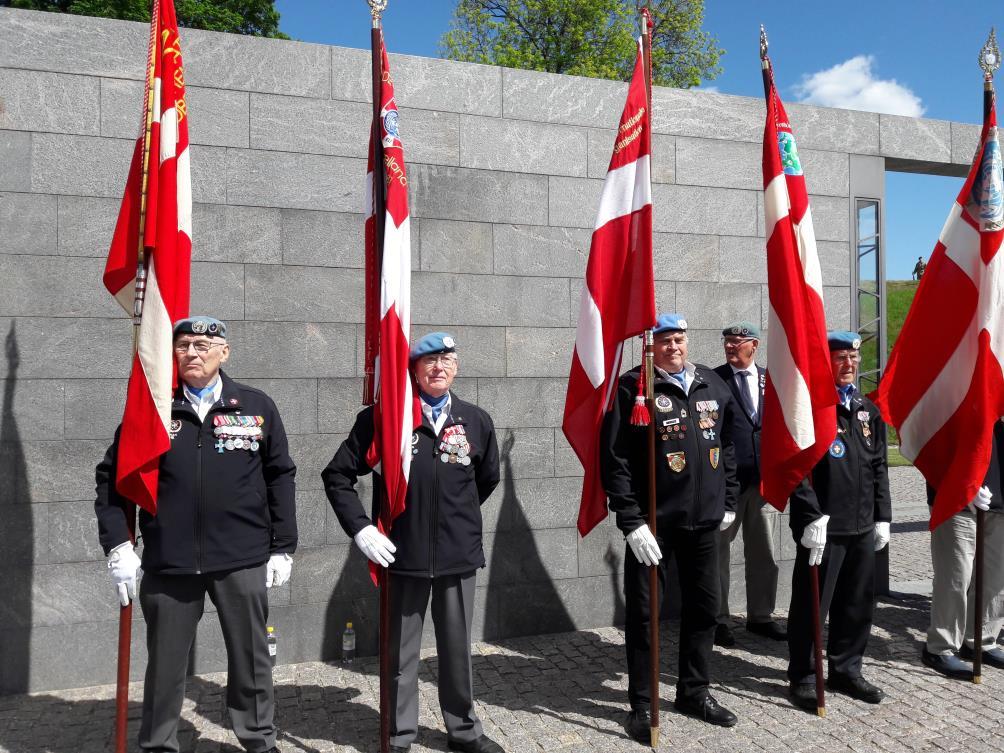 2019-05-29 Peacekeepers Dag på Kastellet