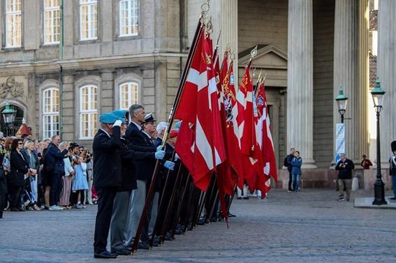 2019-06-07 HKH Prins Joachim 50 år Faneborg