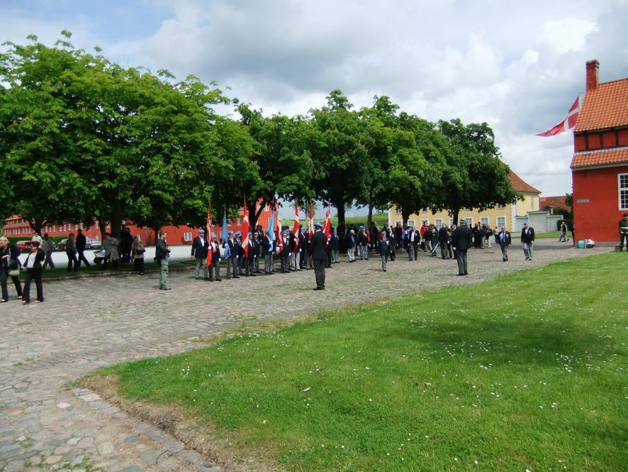 2011-05-29 Peaceskeepers Dag på Kastellet