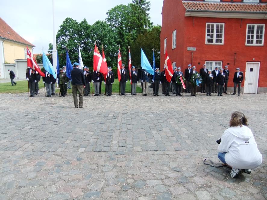 2012-05-29 Peaceskeepers Dag på Kastellet