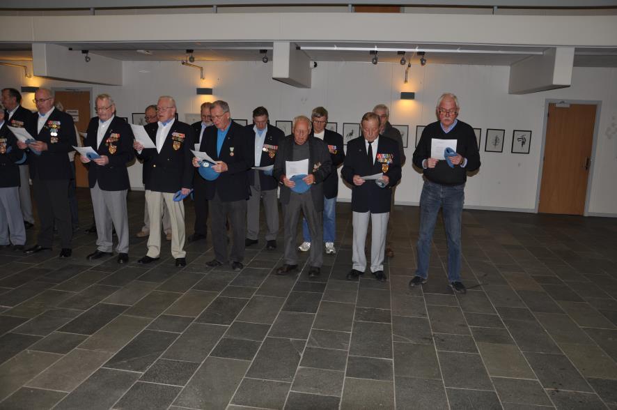 2013-01-31 Faneindvielse i Midtsjælland