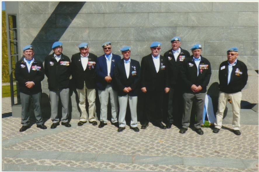 2014-05-29 PeaceKeepers Dag på Kastellet