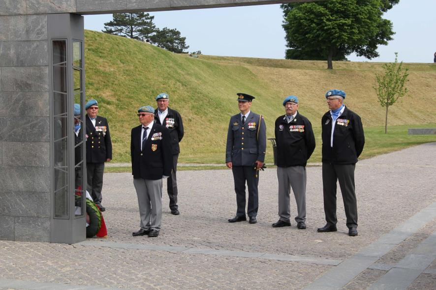 2016-05-29 PeaceKeepers Dag på Kastellet