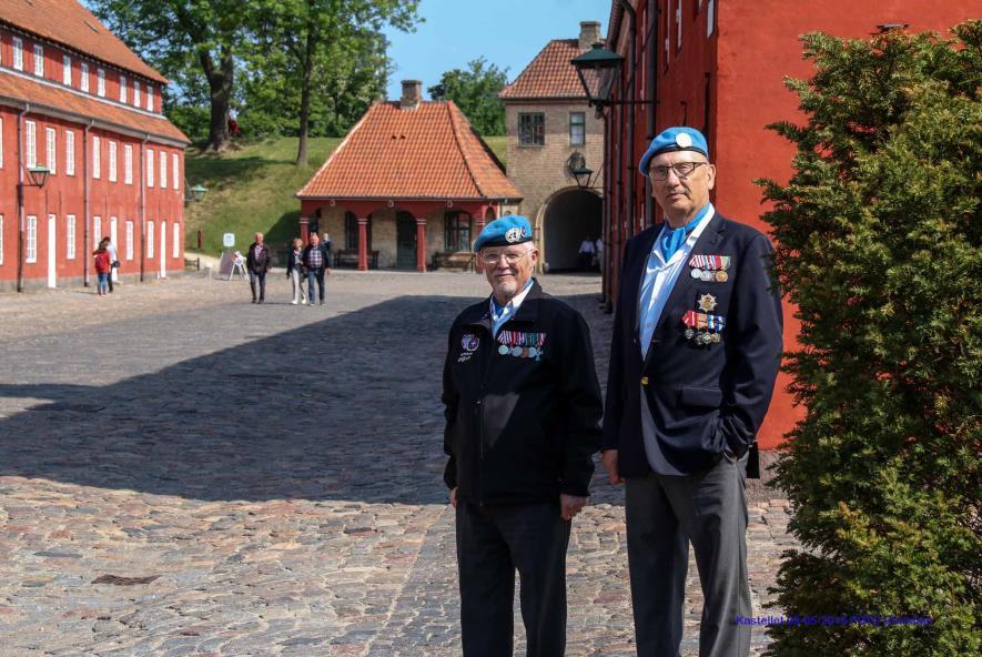 2016-05-29 PeaceKepers Dag på Kastellet
