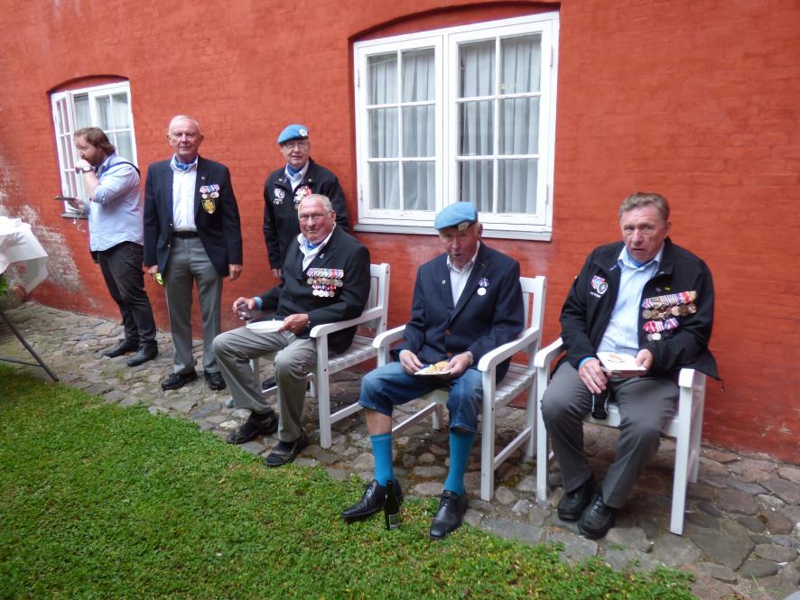 2017-05-29 PeacesKeepers Dag på Kastellet