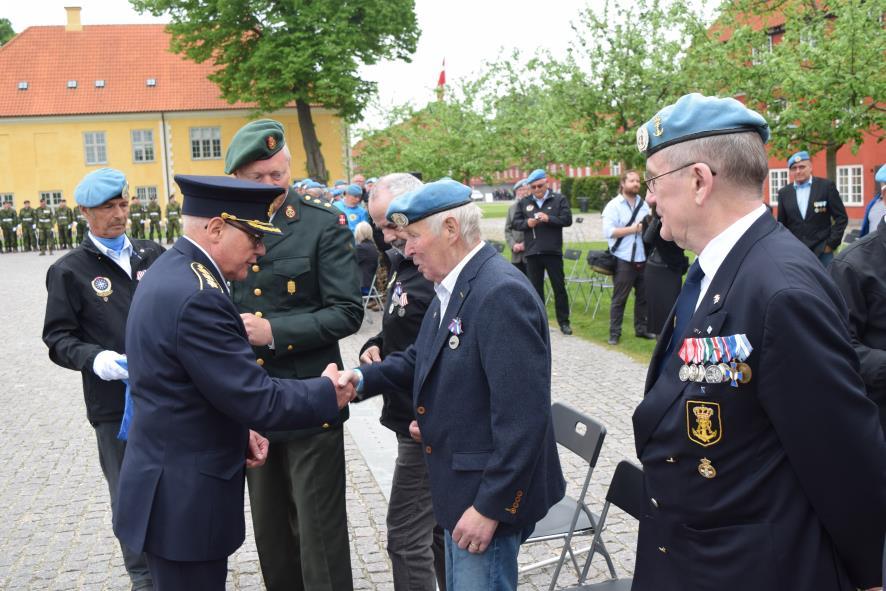2017-05-29 PeaceKeepers Dag på Kastellet